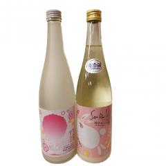 新酒 春割 飲み比べセット 「花さんらん&純米生にごり酒」