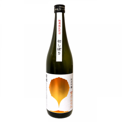 燦爛 純米吟醸無濾過生原酒 初しぼり 雪さんらん 1.8L